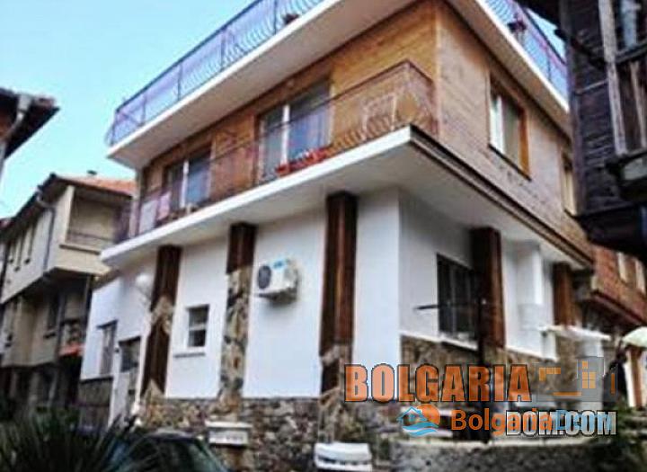 Дом на продажу с панорамным видом на море в Созополе. Фото 1