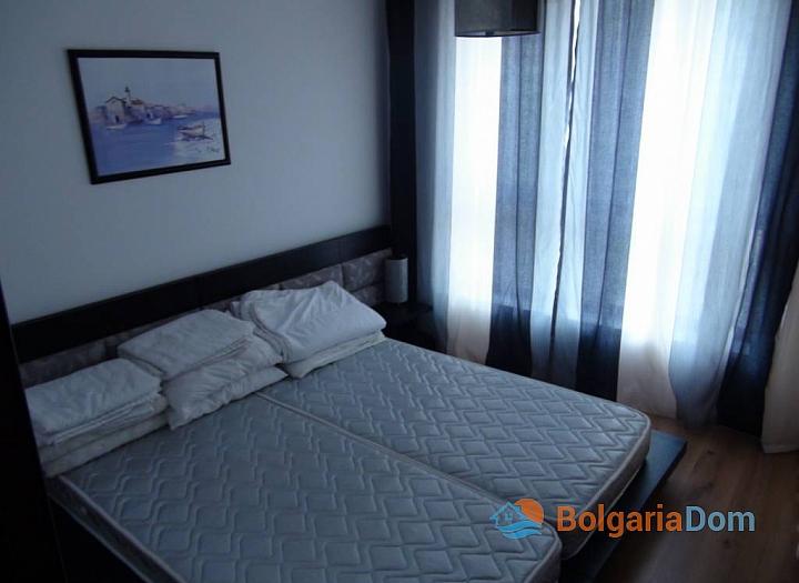 Трехкомнатная квартира с видом на море. Фото 12