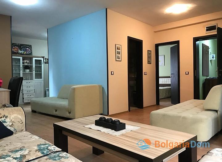Продажа двухкомнатной квартиры в Солнечном Береге. Фото 14
