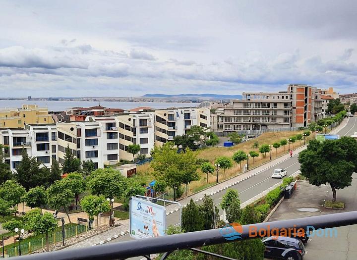 Двухкомнатная квартира с видом на море в комплексе Триумф. Фото 1