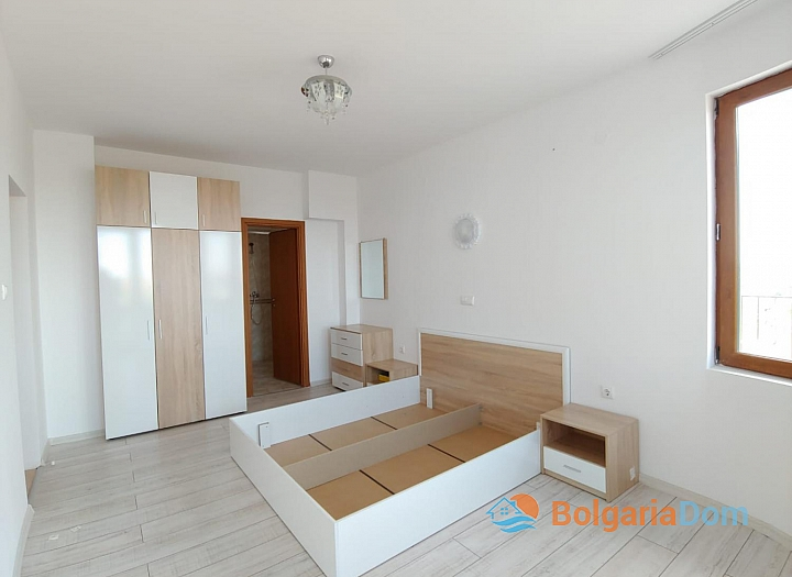 Новый двухэтажный дом на продажу в селе Дюлево. Фото 14