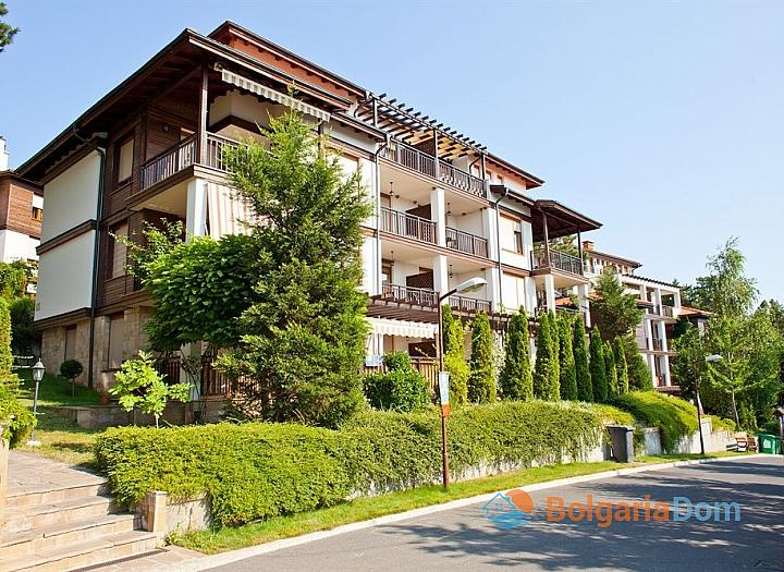 Трехкомнатная квартира в комплексе Санта Марина. Фото 10