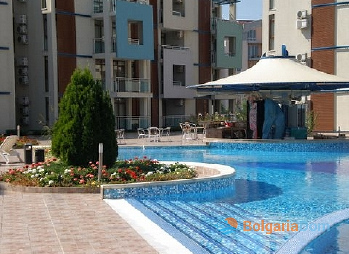 Трехкомнатный апартамент в комплексе Sun City 1. Фото 24