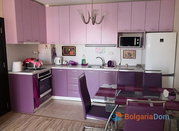 Просторная трехкомнатная квартира на Солнечном берегу. Фото 22