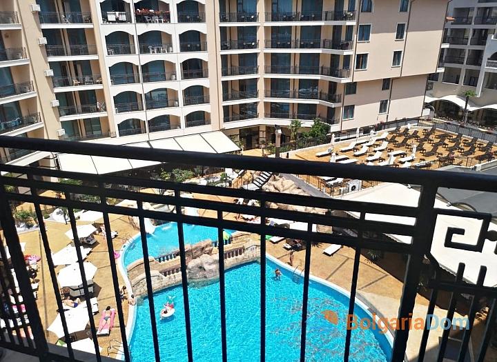 Квартира в комплексе Каролина в курорте Солнечный Берег. Фото 6