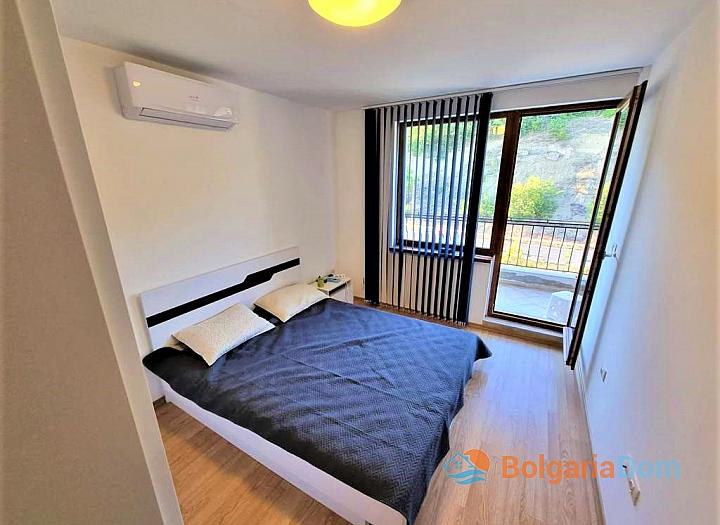 Трехкомнатная квартира в комплексе Балкан Бриз 2. Фото 21