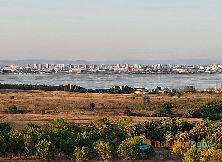 Огромный апартамент на весь этаж с панорамным видом на море и Бургас!. Фото 4