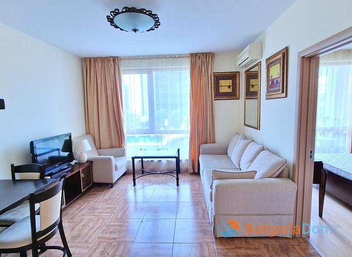 Просторная трехкомнатная квартира на Солнечном берегу. Фото 25