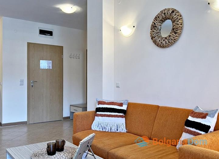 Квартира с фронтальным видом на море в Ахелой. Фото 1