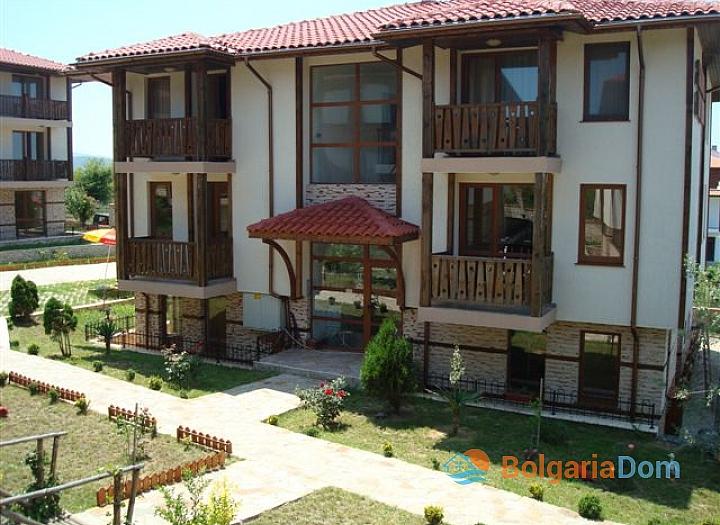 Недорогие апартаменты с видом на море в Созополе. Фото 6
