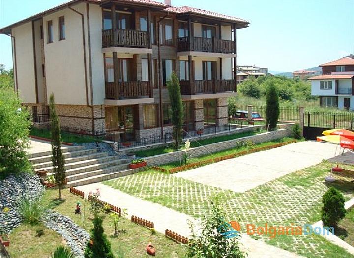 Недорогие апартаменты с видом на море в Созополе. Фото 8