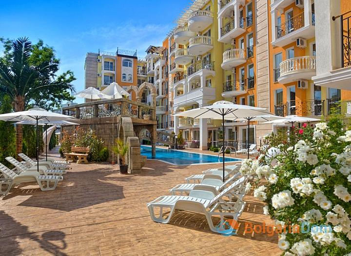 Продажа двухкомнатной квартиры в комплексе Sweet Homes II. Фото 1