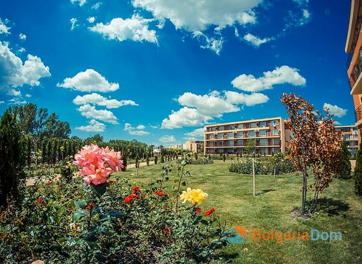 Холидей Форт Гольф Клаб /Holiday Fort Golf Club/ - недорогие квартиры в Болгарии. Фото 1