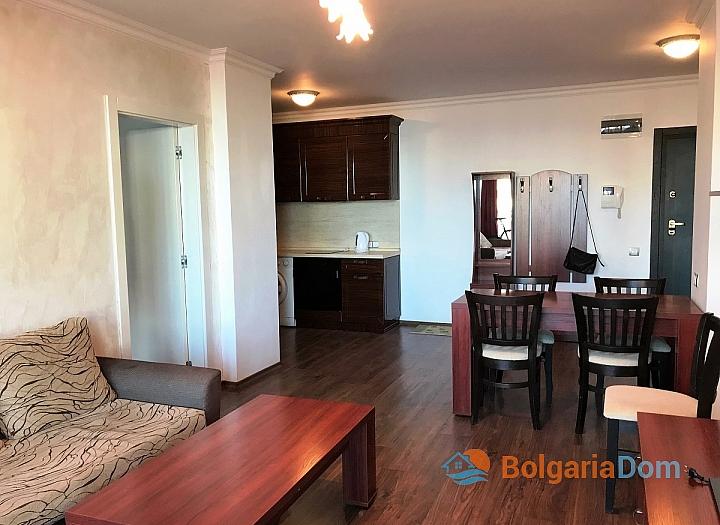 Трехкомнатная квартира на первой линии в Бутик Роуз Гарденс. Фото 9