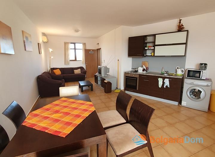 Апартамент с тремя спальнями в комплексе Несебр Вью. Фото 2