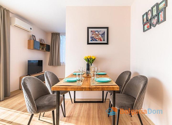 Новый современный апартамент в курорте Равда. Фото 8