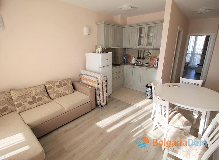 Двухкомнатная квартира в Солнечном Береге, Каса Дел Сол. Фото 1