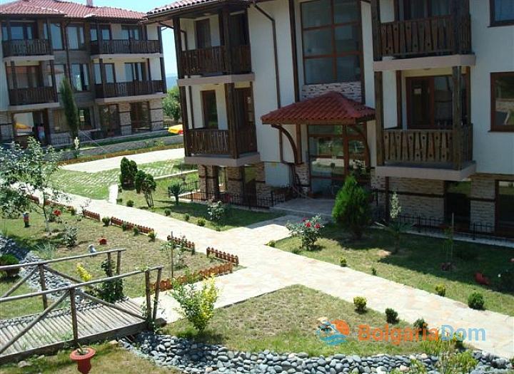 Недорогие апартаменты с видом на море в Созополе. Фото 4