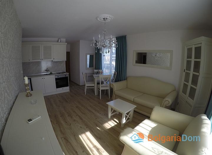 Двухкомнатная квартира в комплексе Даун Парк. Фото 2