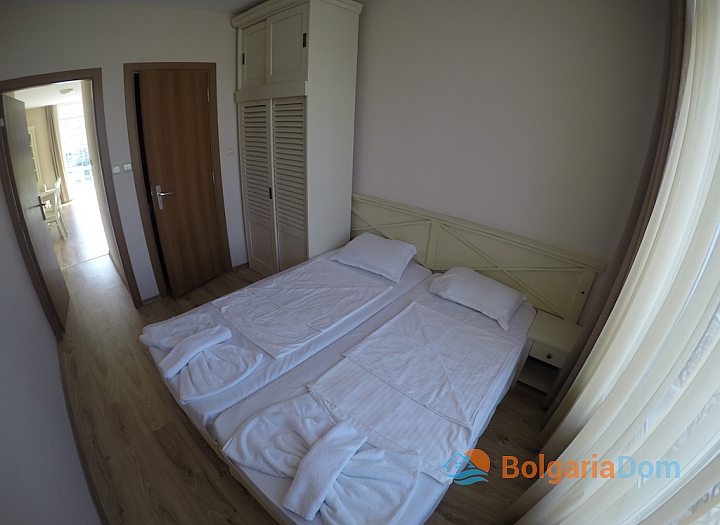 Двухкомнатная квартира в комплексе Даун Парк. Фото 3