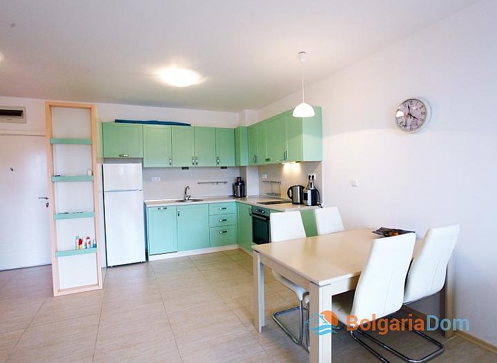 Двухкомнатная квартира в Грийн Лайфе в Созополе. Фото 1