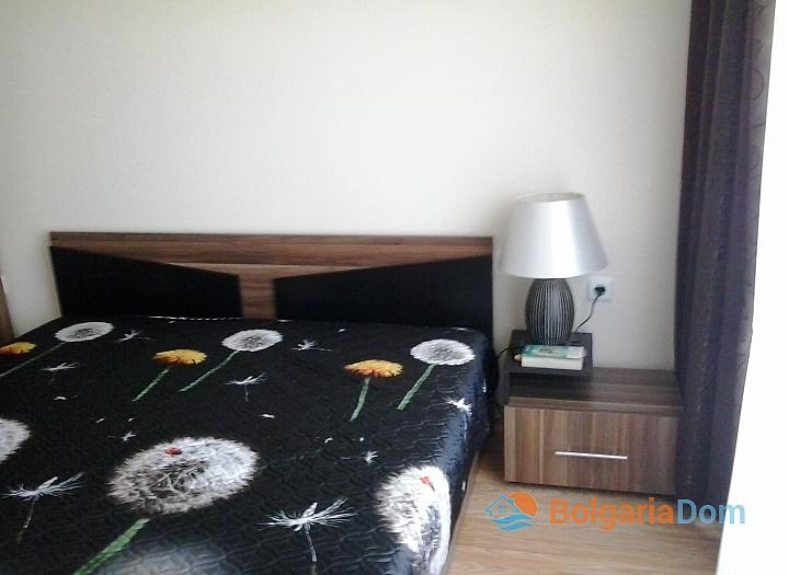 Недорогая двухкомнатная квартира в городе Поморие. Фото 4