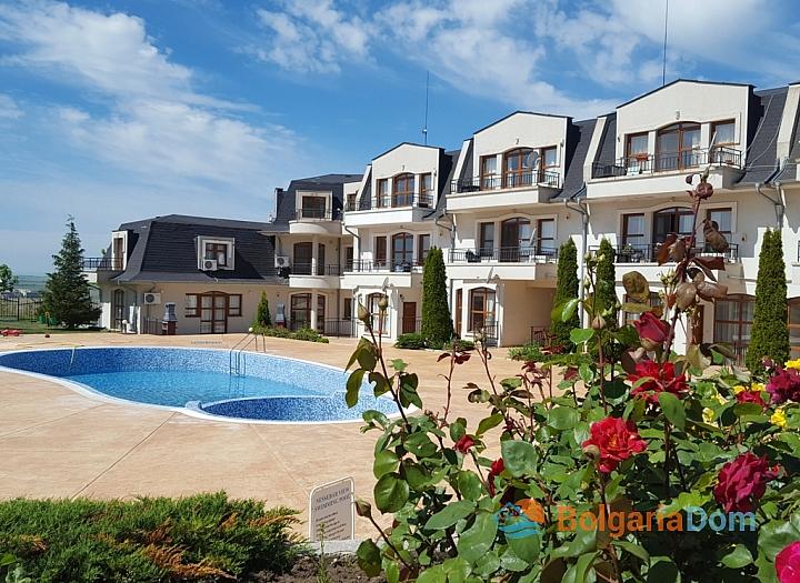 Трёхкомнатная квартира по выгодной цене в Nessebar View . Фото 18