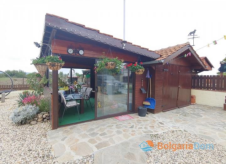 Прекрасный меблированный дом в 15 км от моря. Фото 25