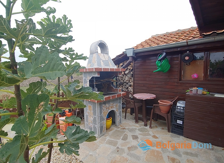 Прекрасный меблированный дом в 15 км от моря. Фото 29