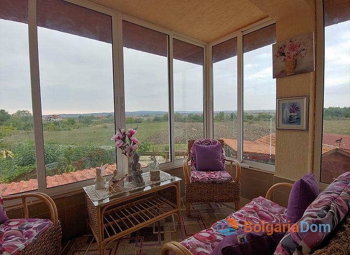 Прекрасный меблированный дом в 15 км от моря. Фото 19
