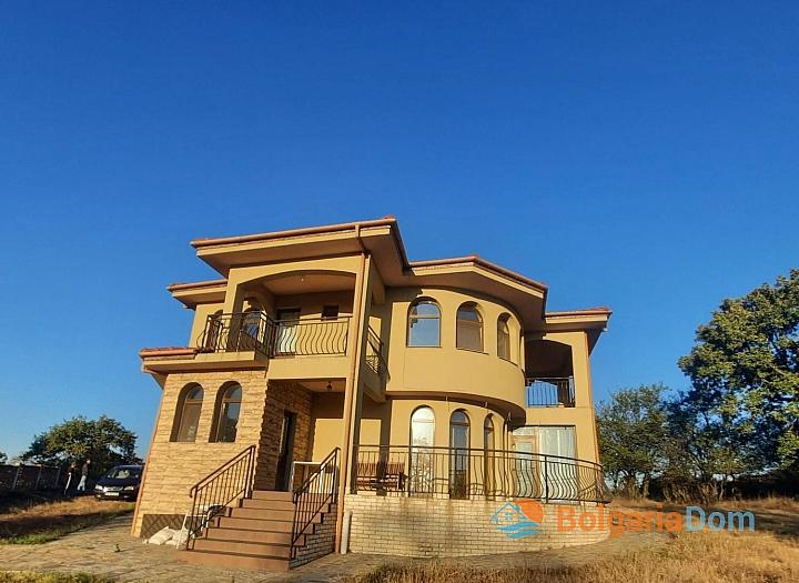Новый дом в 16 км  от г. Обзор. Фото 1