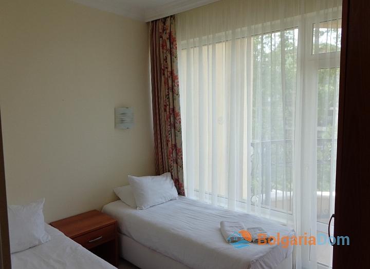 Квартира с 1-й спальней в комплексе на Солнечном Берегу. . Фото 15