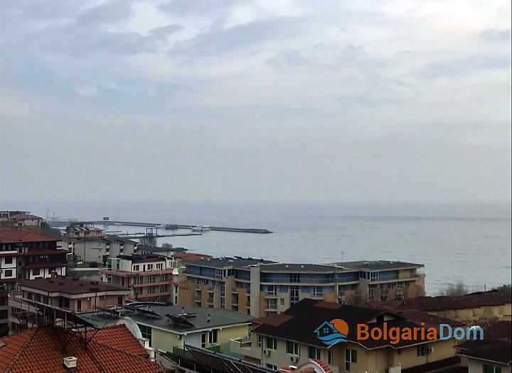 Двухуровневая квартира с видом на море в Святом Власе. Фото 6
