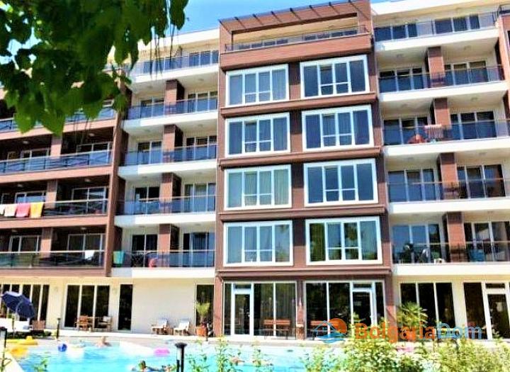 Новая двухкомнатная квартира в Равде - для ПМЖ. Фото 1