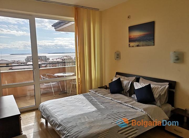 Продажа двухкомнатной квартиры в комплексе Меджик Дриймс с видом на море. Фото 1