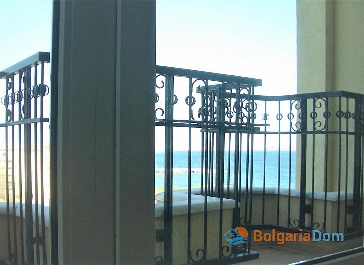 Квартира с видом на море в роскошном комплексе на первой линии. Фото 11
