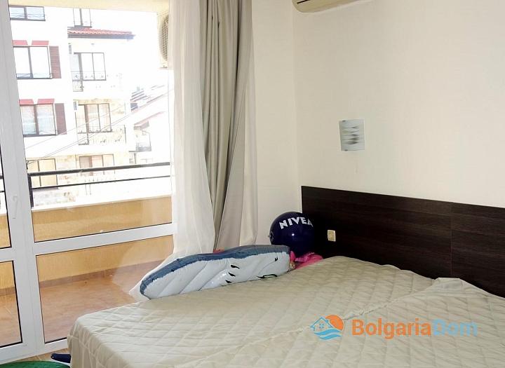 Трёхкомнатная меблированная квартира в Святом Власе. Фото 8