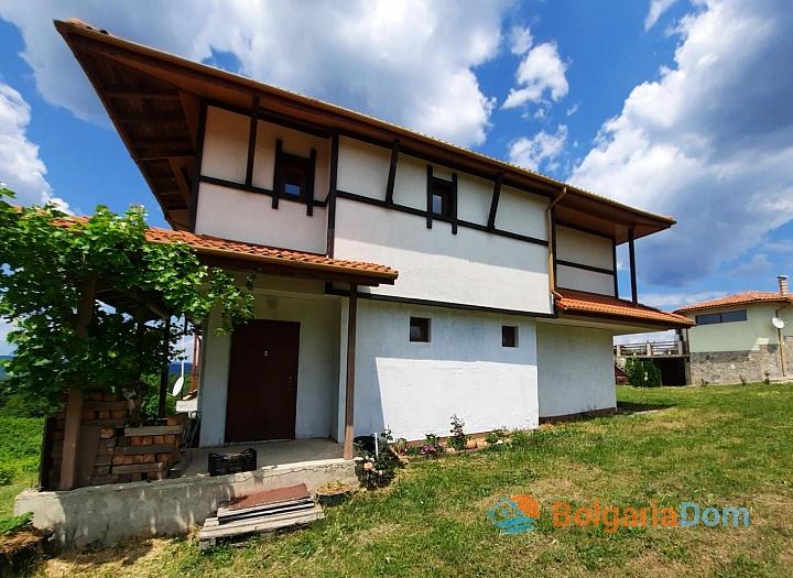 Новый дом в 16 км от г. Обзор. Фото 2