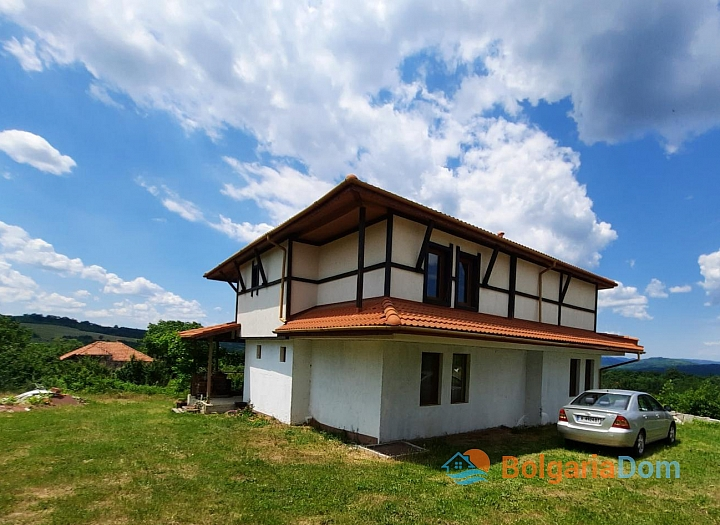 Новый дом в 16 км от г. Обзор. Фото 4