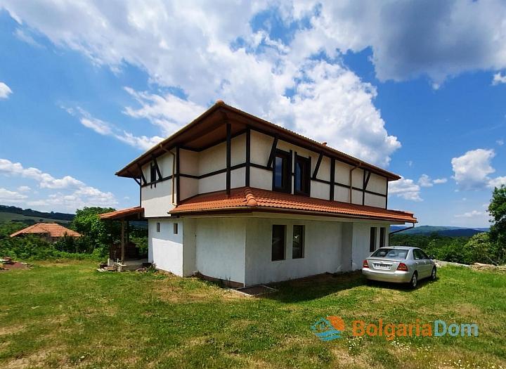 Новый дом в 16 км от г. Обзор. Фото 5