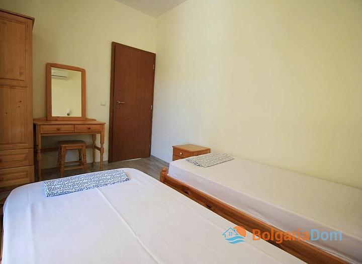 Недорогая квартира с двумя спальнями в Солнечном Береге. Фото 14