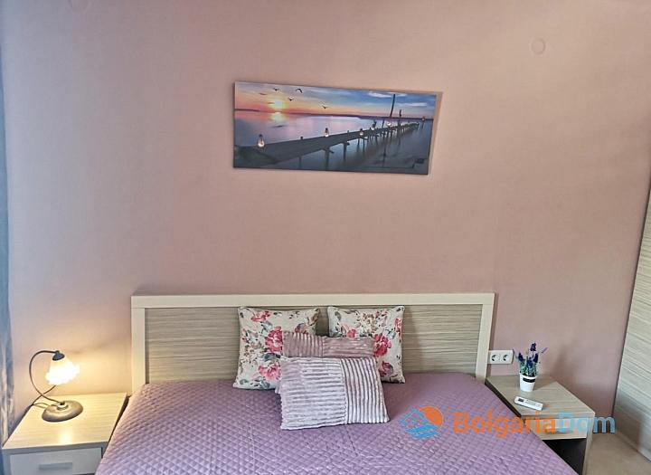 Красивая двухкомнатная квартира в комплексе Роял Сан. Фото 6