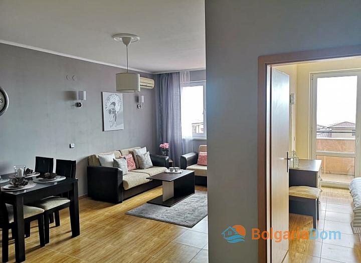 Продажа двухкомнатной квартиры в комплексе Меджик Дриймс с видом на море. Фото 8