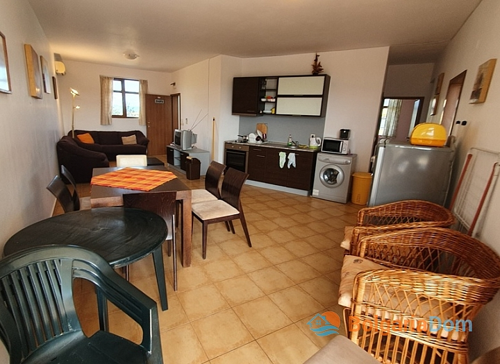 Апартамент с тремя спальнями в комплексе Несебр Вью. Фото 3