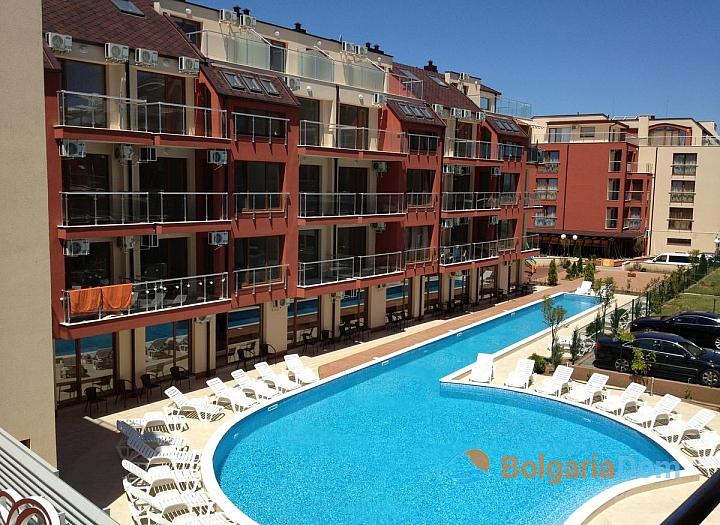 Двухкомнатная квартира в Созополе около пляжа Хармани. Фото 10