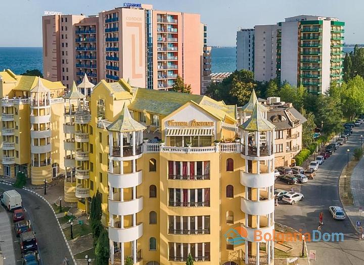 Красивая двухкомнатная квартира в комплексе Виктория Резиденс. Фото 5