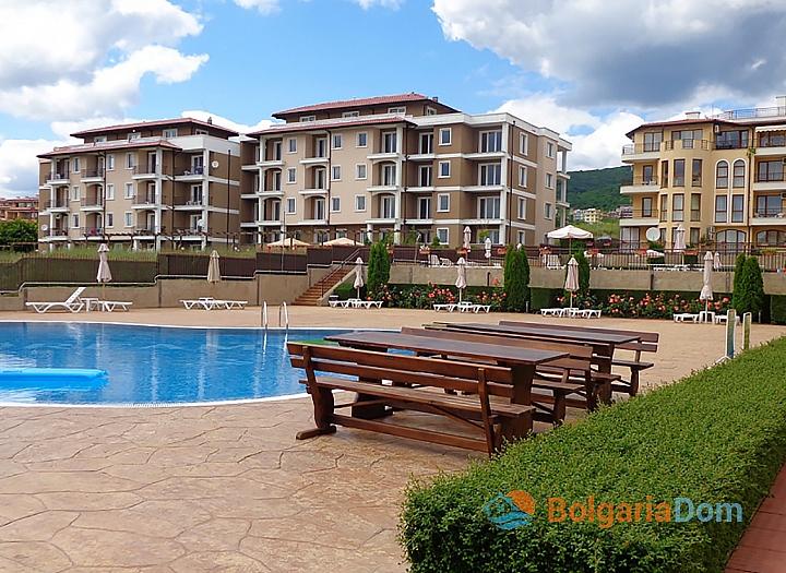 Продажа трехкомнатной квартиры в комплексе Аква Дриймс. Фото 1