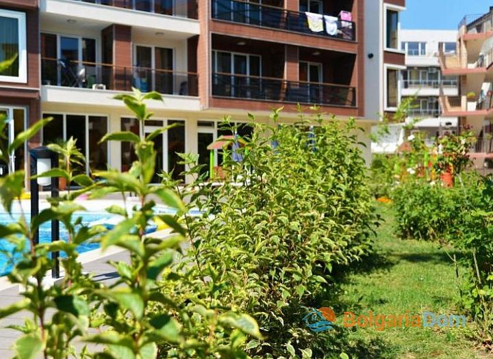 Прекрасный меблированный апартамент в Равде с видом на море. Фото 1
