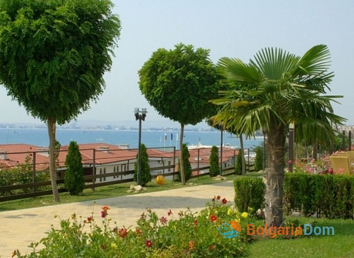 Прекрасная квартира рядом с пляжем в курорте Святой Влас. Фото 9
