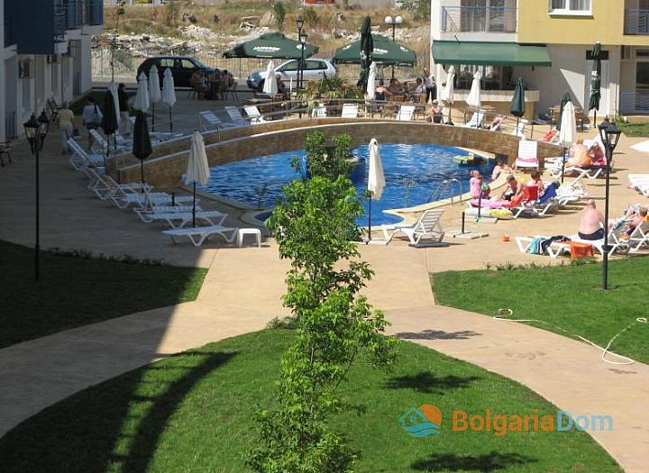 Купить выгодно квартиру с двумя спальнями на Солнечном берегу. Фото 12